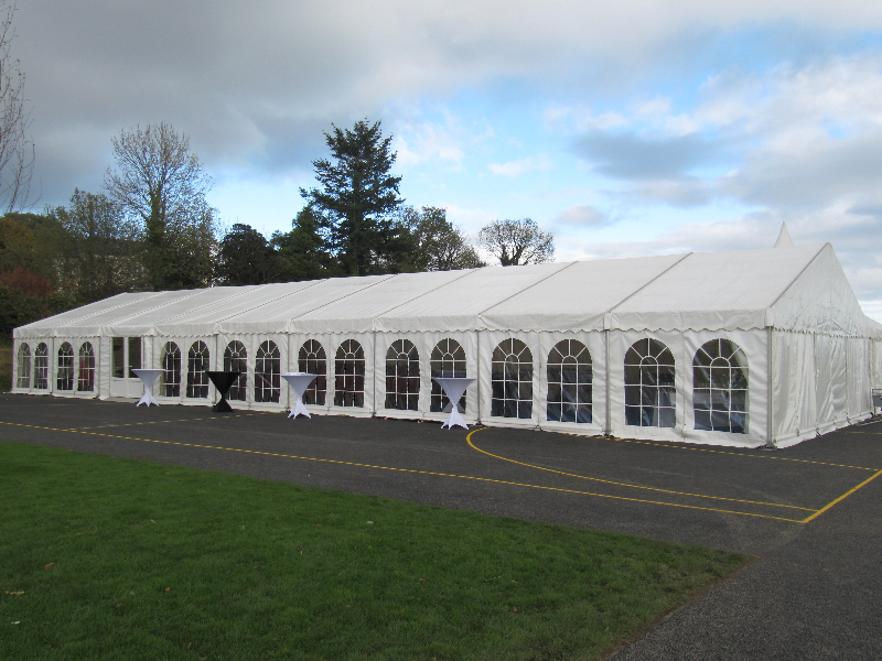 Court marquee ext.