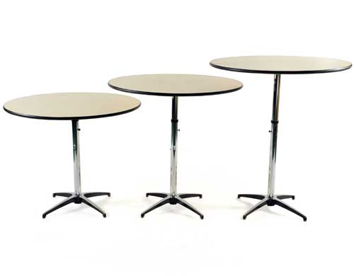 Poseur table high bar table all star hireall star hire for Table th 00 02