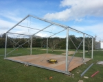 Marquee construction 2